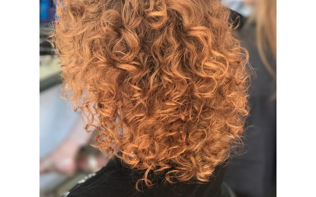 Curly copper